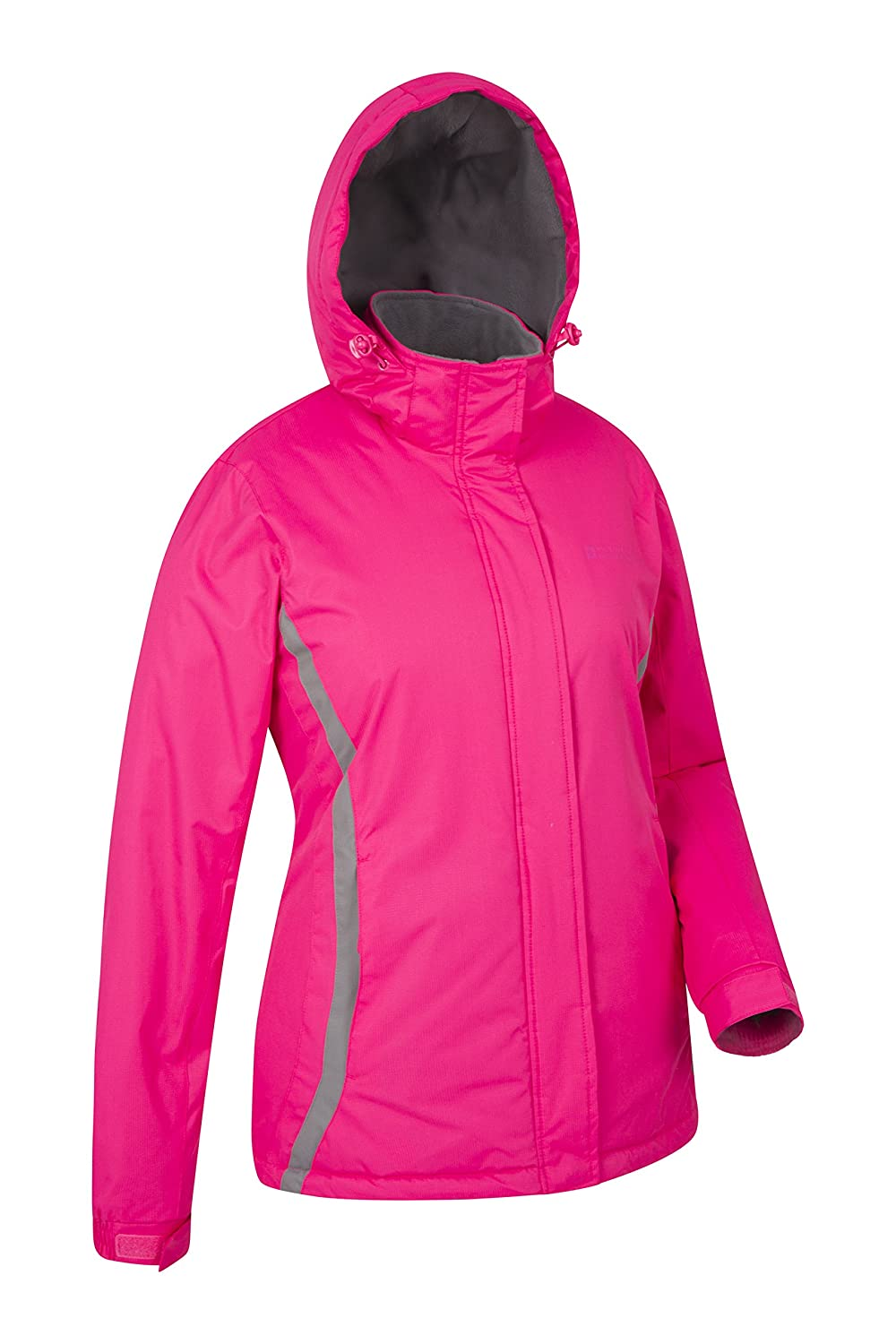 ... Moon Women s Ski Jacket - Water-Resistant with Insulated   Fleece  Lined c9dbd61f0