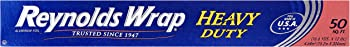50-Feet Reynolds Wrap Heavy Strength Aluminum Foil