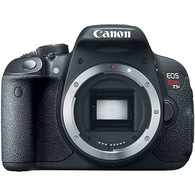 Canon EOS Rebel T5i Digital SLR Camera