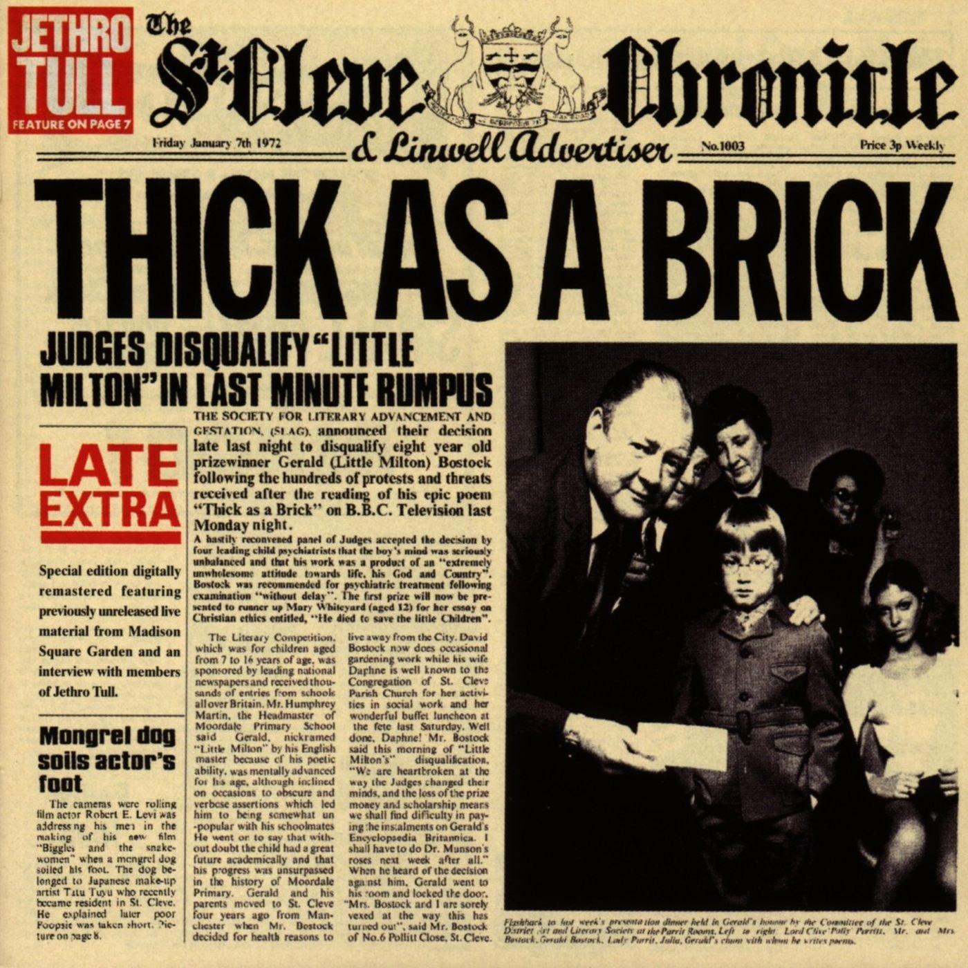 Jethro Tull,50 aniversario - Página 2 81Jw%2BcziGWL._SL1400_
