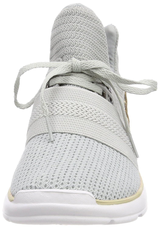 Catori, Sneakers Basses Femme, Gris (Lt. Grey-White), 40 EUSupra