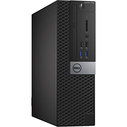 fe064ef35e8a6f Image Unavailable. Image not available for. Color  Dell Optiplex 7040 Small  Form Factor ...