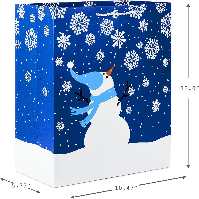 Ayush 10 Luxury Boxed Cards Christmas Santa Snowman Scene Christmas Cards Pack 10 Bulk Box Xmas Assorted Traditional Luxury Set Multipack