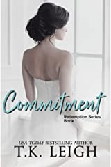 Commitment: A Second Chance Romance (Redemption Book 1) Kindle Edition