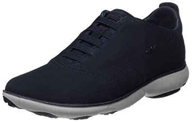 U Nebula F, Herren Low-Top, Blau (Navy), 42 EU (8 UK) Geox
