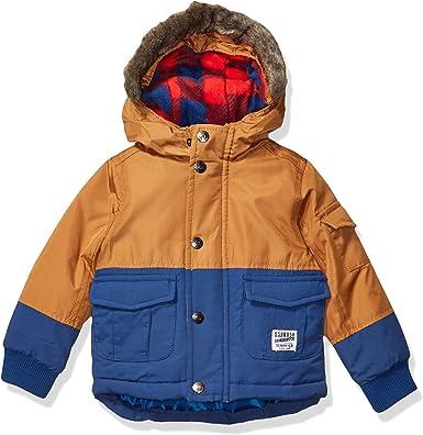 Osh Kosh Boys Toddler 4-in-1 Heavyweight Systems Jacket Coat