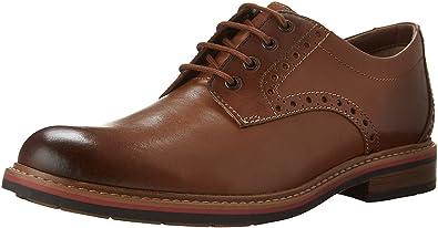 Bostonian Men's Melshire Plain Tan Leather Oxford 7 M ...