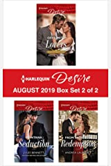 Harlequin Desire August 2019 - Box Set 2 of 2 Kindle Edition