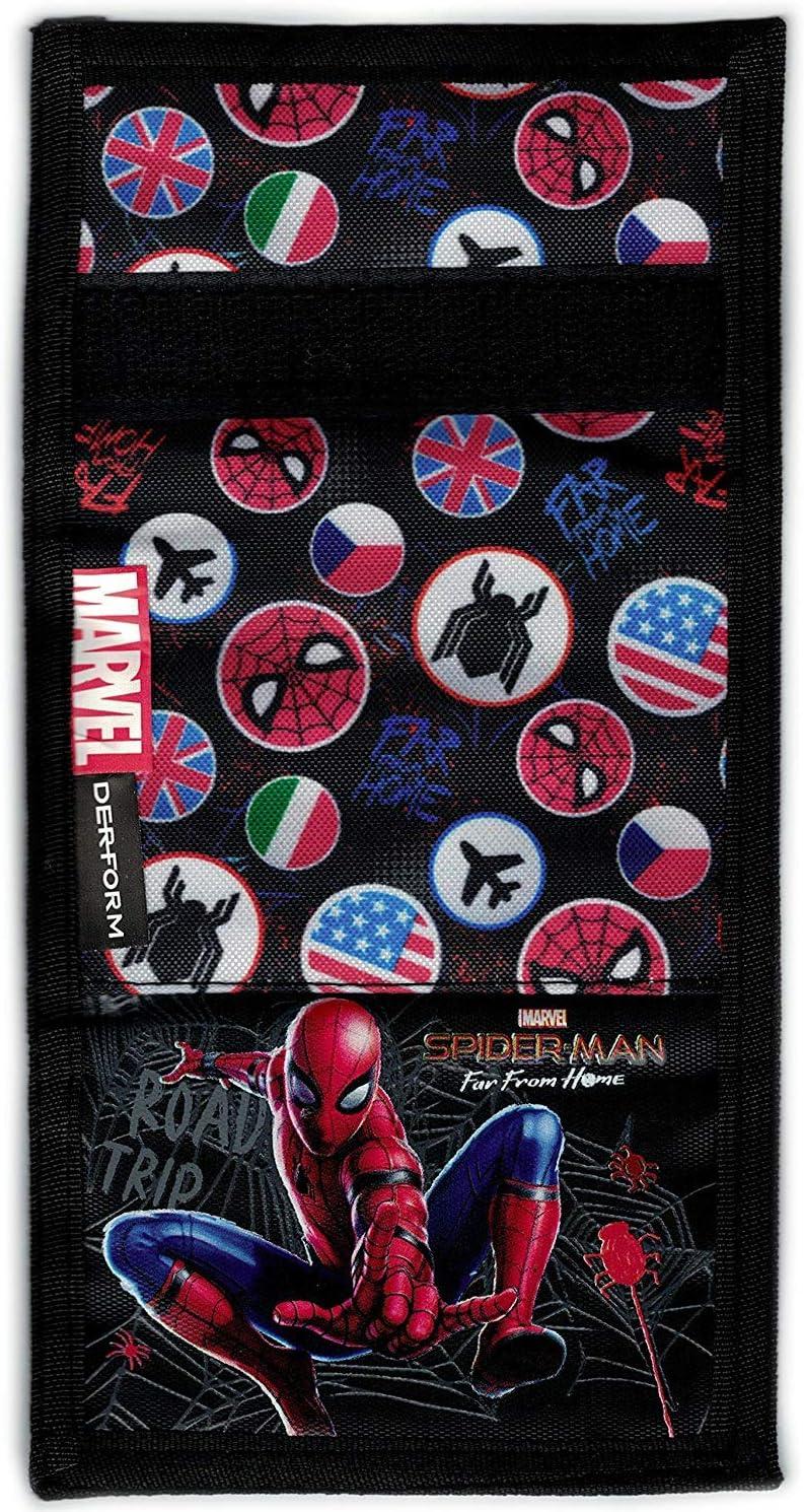 1 Marvel Spider-Man Portefeuille Spiderman