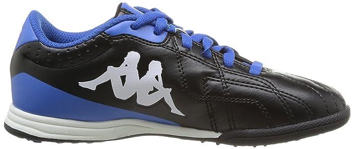 Kappa Soccer Player Tg, Boys Outdoor Cross Trainers, Black (Noir (914  Black)), 2.5 UK (35 EU): Amazon.co.uk: Shoes & Bags