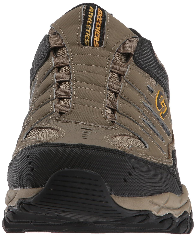 Skechers-Afterburn-Memory-Foam-M-fit-Men-039-s-Sport-After-Burn-Baskets-Chaussures miniature 73