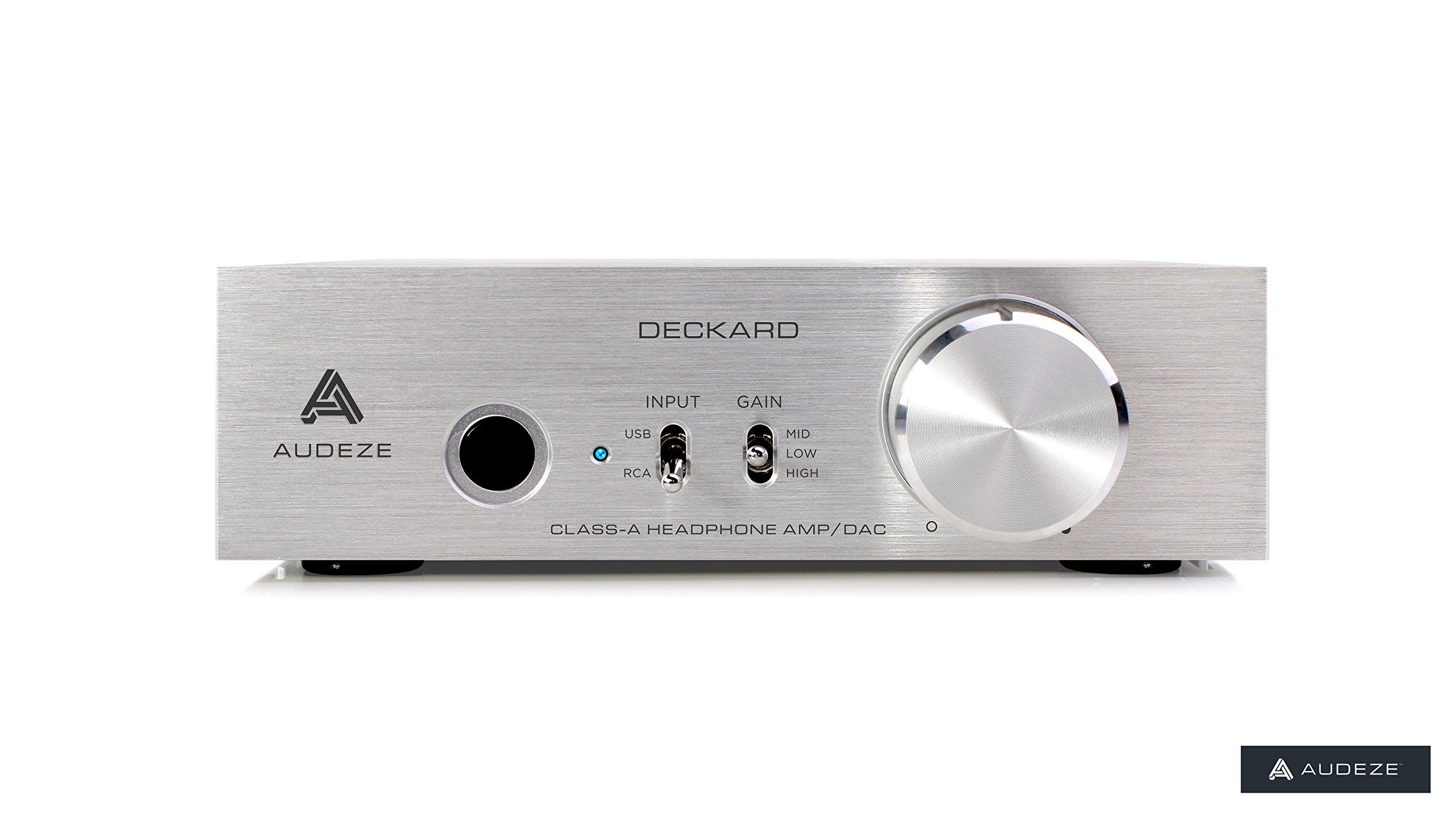 Audeze Deckard Headphone Amplifier / DAC / Preamplifier by Audeze