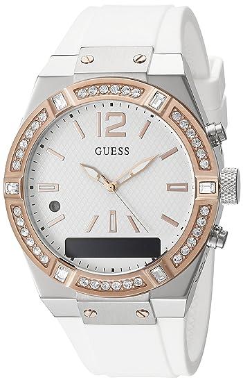 5529fd38 Reloj - Guess - para Mujer - C0002M2: Amazon.es: Relojes