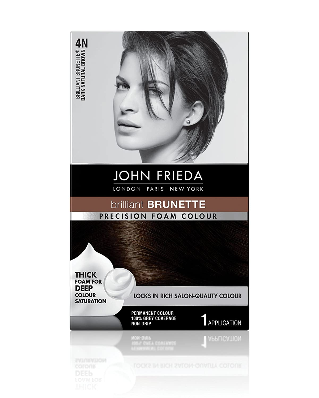 John Frieda Precision Foam Colour, Light Natural Brown 6N KAO Brands kaka-boynam10-low219