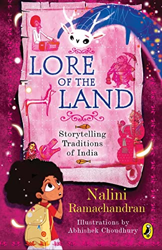 Lore of the Land: Storytelling Traditions of India