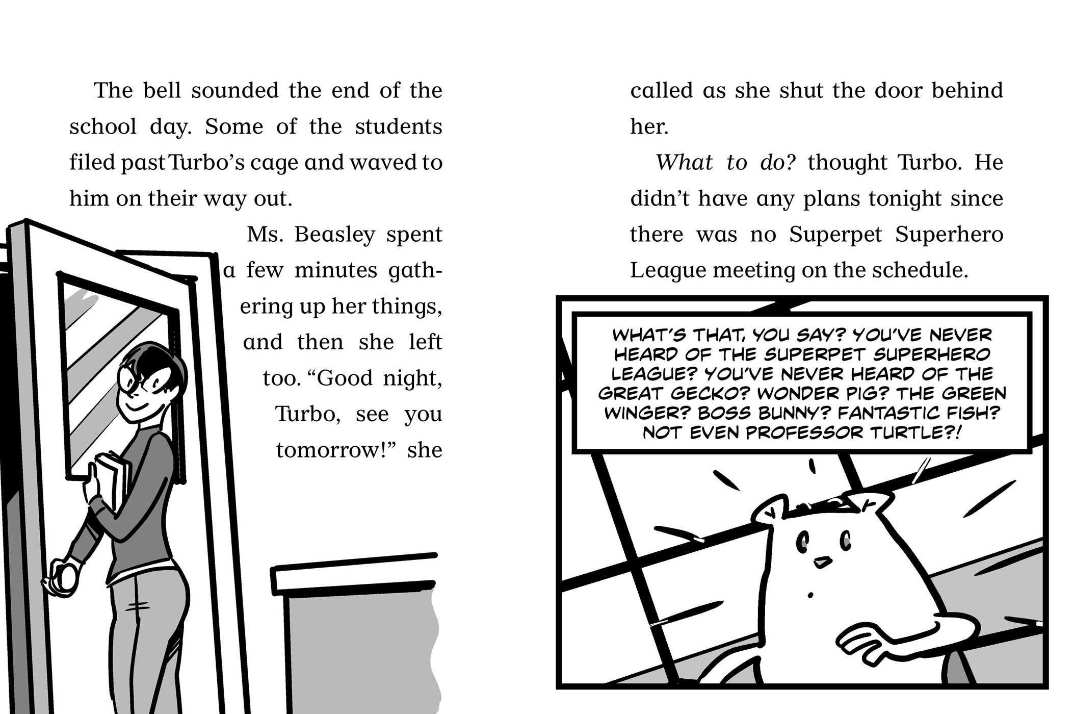 Super Turbo vs. the Pencil Pointer: Amazon.es: Lee Kirby, George OConnor: Libros en idiomas extranjeros