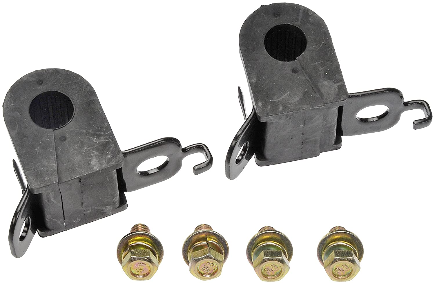 Dorman 928-361 Sway Bar Bushing Bracket Kit Front