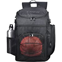 12f034078a1a1b MIER Basketball Backpack Large Sports Bag for Men Women with Laptop  Compartment