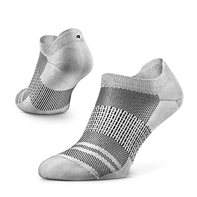 Tmani Mens Breathable Sock 10 Pairs No Itchy Running Socks Odor-free Thin Trainer Socks for Men Women Ladies Ankle Socks Low Cut Casual and Sports Socks