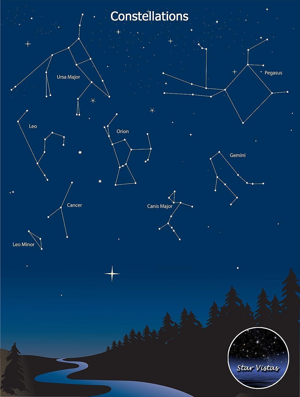Constellations In The Sky For Kids Www Pixshark Com