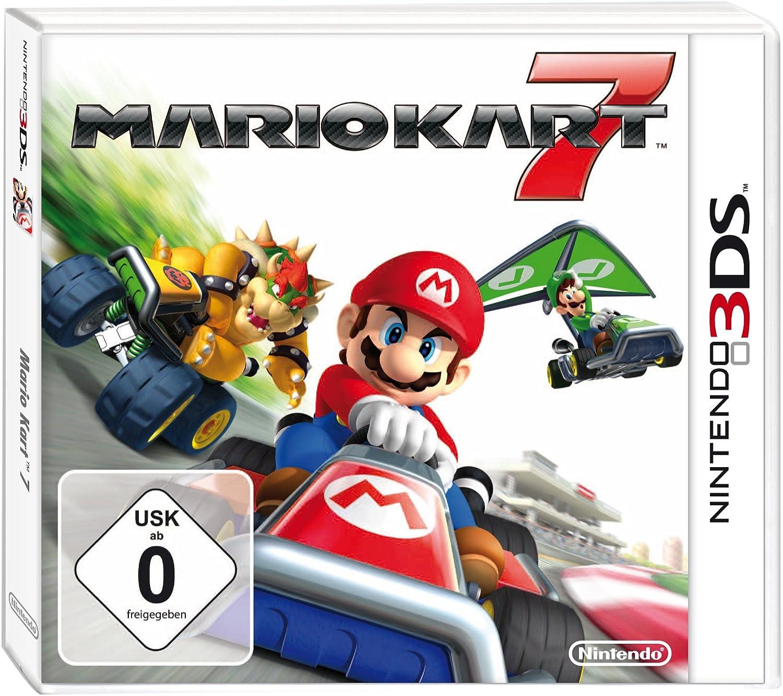 Nintendo Mario Kart 7 - Juego (Nintendo 3DS, Racing, Nintendo, E (para todos)): Amazon.es: Videojuegos