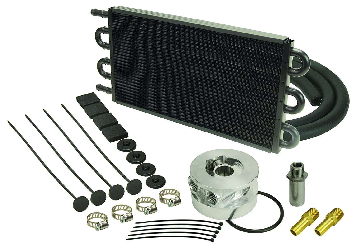 Derale 15503 Engine Oil Cooler Kit