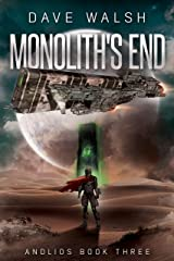 Monolith's End (Andlios Book 3) Kindle Edition