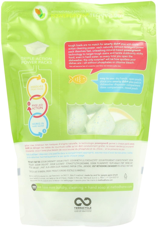 Amazon.com: Plato inteligente Plus Method detergente para ...