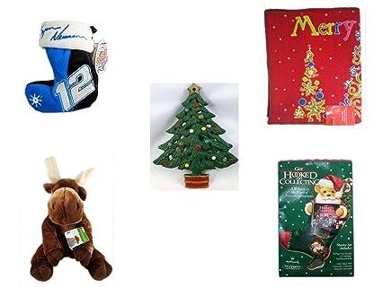 Newman Christmas Trees.Amazon Com Christmas Fun For Everyone Gift Bundle 5 Piece