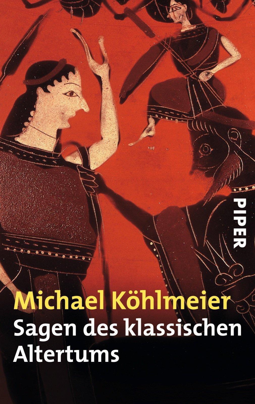 Michael Köhlmeiers Sagen Des Klassischen Altertums Serie
