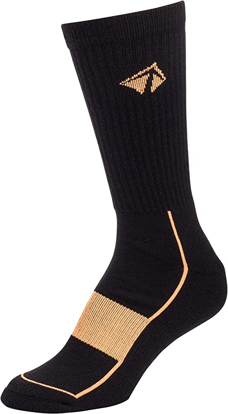 LIFT 23 Tech-Lite Low-Cut Comfort Compression Pro-Fit Moisture Wicking Athletic Socks