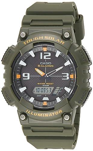 Casio: Solar Sport Combination Watch