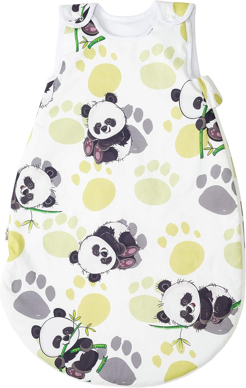 Bambou panda PatiChou Gigoteuse b/éb/é 0-6 mois tissu 100/% coton 68 cm, 2.5 tog