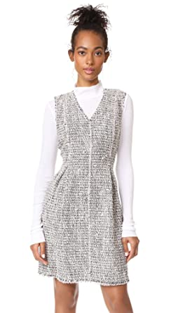 2dbf21bcb45875 Amazon.com  Rebecca Taylor Women s Mixed Tweed Dress