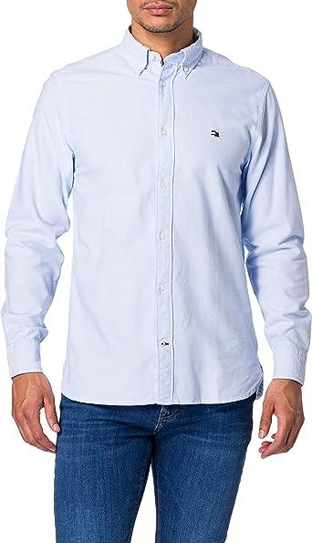 Tommy Hilfiger Classic Oxford Shirt Camisa para Hombre