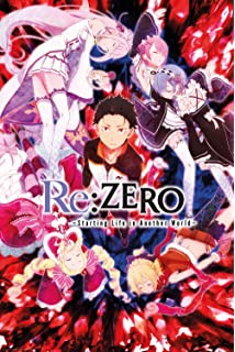 GB Eye LTD, Re:Zero, Key Art, Maxi Poster