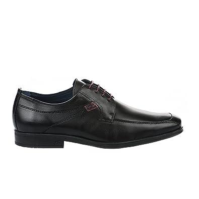 Fluchos Chaussures à lacets homme -  - Noir - 40 NOIR - Chaussures Derbies Homme