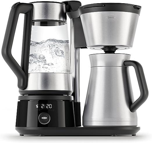 OXO en 12 taza cafetera eléctrica con extraíble eléctrica cafetera ...