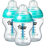 tommee tippee anti colic bottles instructions