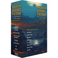 American Science Fiction: Eight Classic Novels of the 1960s 2C BOX SET: The High Crusade / Way Station / Flowers for…