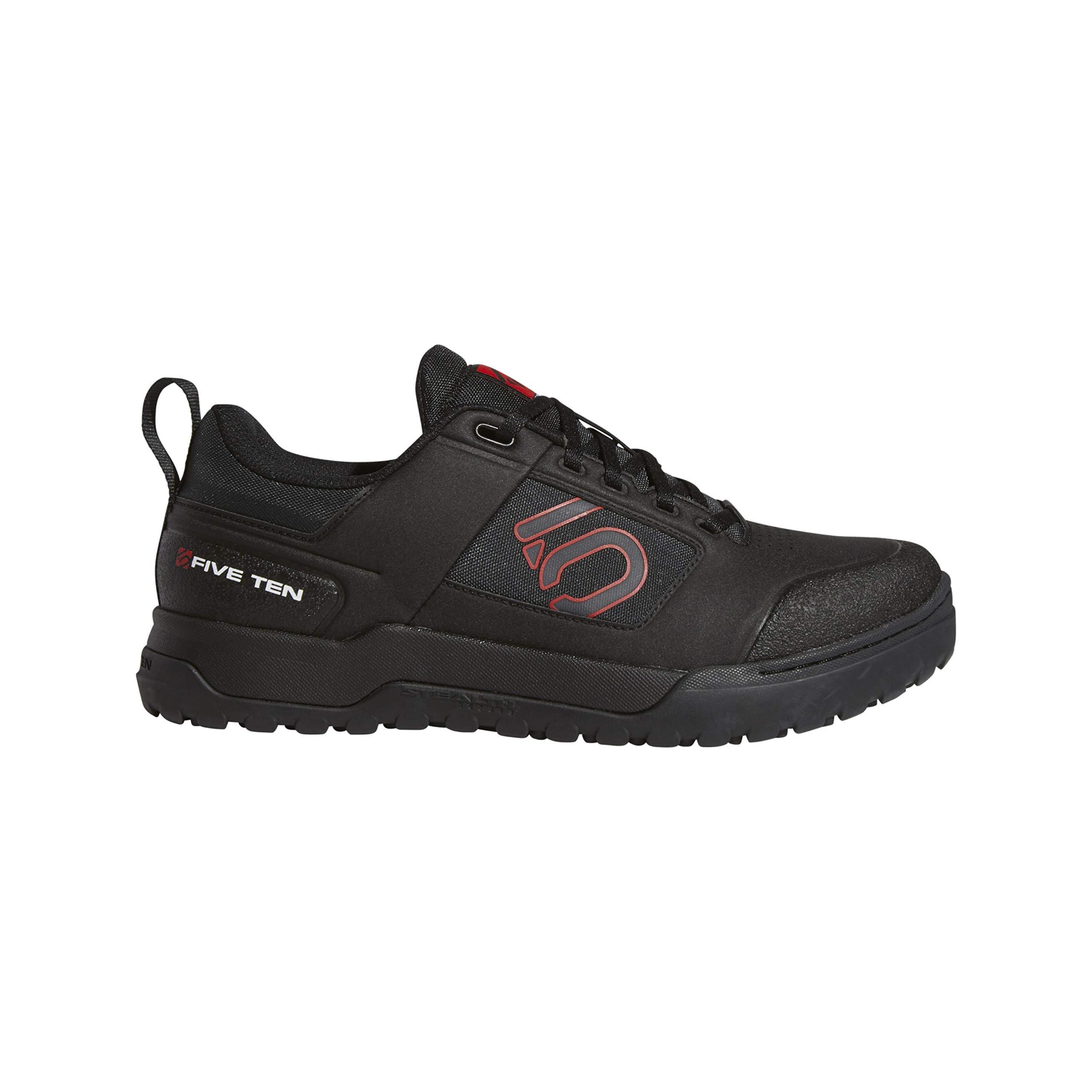 Five Ten Impact Pro Mens Mountain Bike Shoe Black/Carbon/Red, Size 8