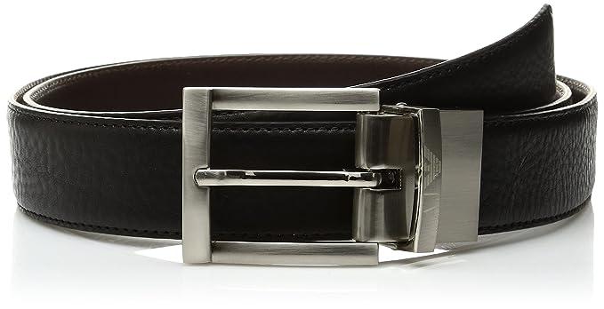 genuine shoes sale separation shoes Coffret ceinture homme Armani Jeans: Amazon.fr: Chaussures ...