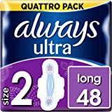 Always – Compresa extra larga con alas 48 CNT
