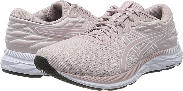 ASICS Gel-Excite 7 Twist, Zapatillas Deportivas para Mujer, Watershed Rose/White, 36 EU: Amazon.es: Zapatos y complementos