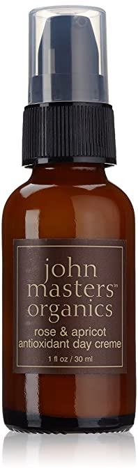 John Masters Organics Rose & Apricot Antioxidant Day Cream 1 oz