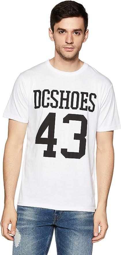 DC Shoes Numbers Camiseta, Hombre: Amazon.es: Ropa y accesorios