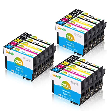 Kompatibel mit Epson Expression Home XP-245 XP-342 XP-442 XP-235 XP-335 XP-255 XP-452 XP-352 XP-455 XP-345 XP-432 XP OfficeWorld 29 XL 29 Ersatz f/ür Epson 29XL Druckerpatrone 332 XP-247 10er-Pack