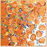 Beistle Pumpkin Face Confetti