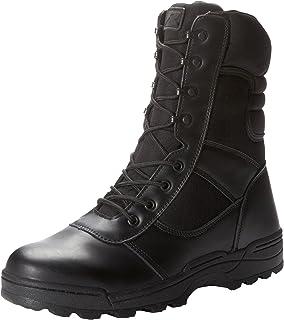 195c53824dc Amazon.com: Ridge Footwear Men's Mid Side Zip Boot: Shoes