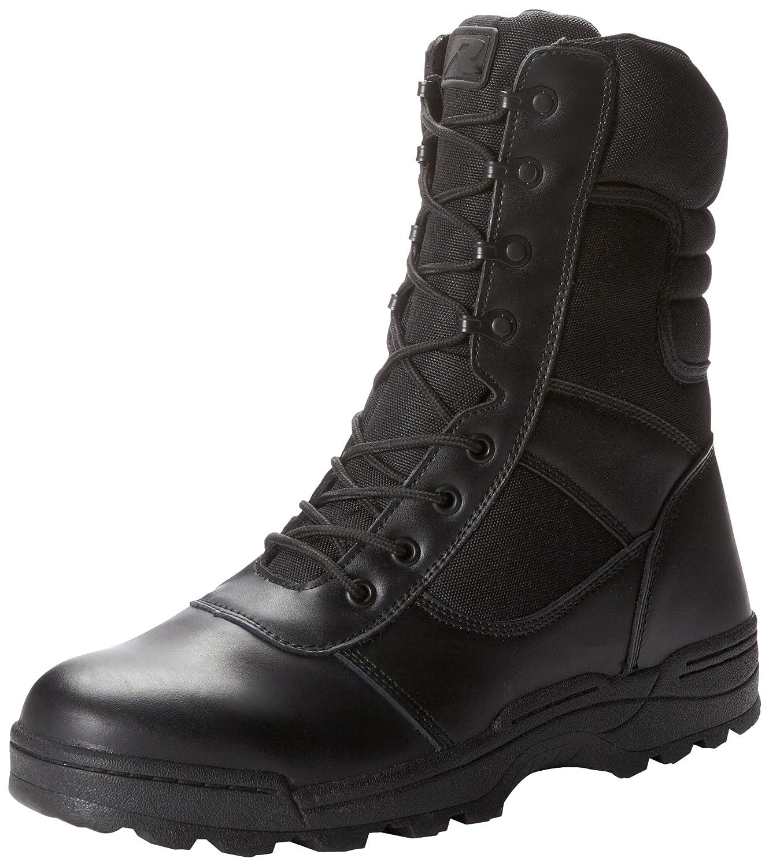 Ridge Footwear メンズ ブラック 12 2E US 12 2E USブラック B0085MAKK0